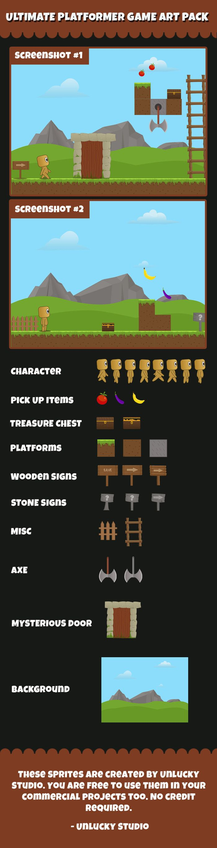 Free Game Assets