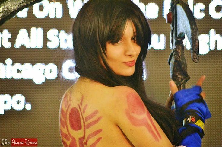Bangalore Comic Con 2014 | photo showcase | Music Malt   Photo and © Jim Ankan Deka | More at - www.musicmalt.com