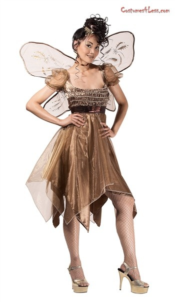 Rustic, Metallic Copper Fairy Fairy Land Pinterest Fairy
