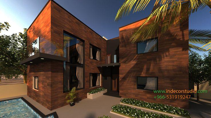 Exterior Elevation,villa elevation ,outdoor home,resort,