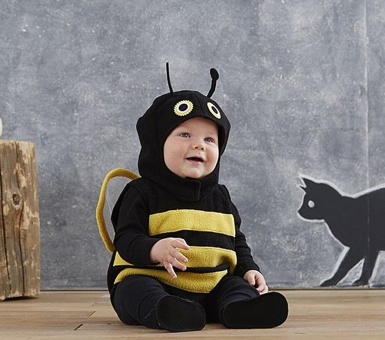 Bumblebee Halloween Costume, 6-12 Months | Pottery Barn Kids