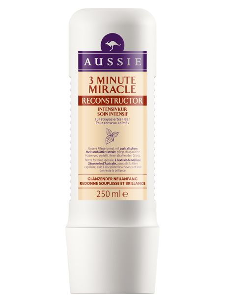 Après-shampooing 3 Minute Miracle d'Aussie