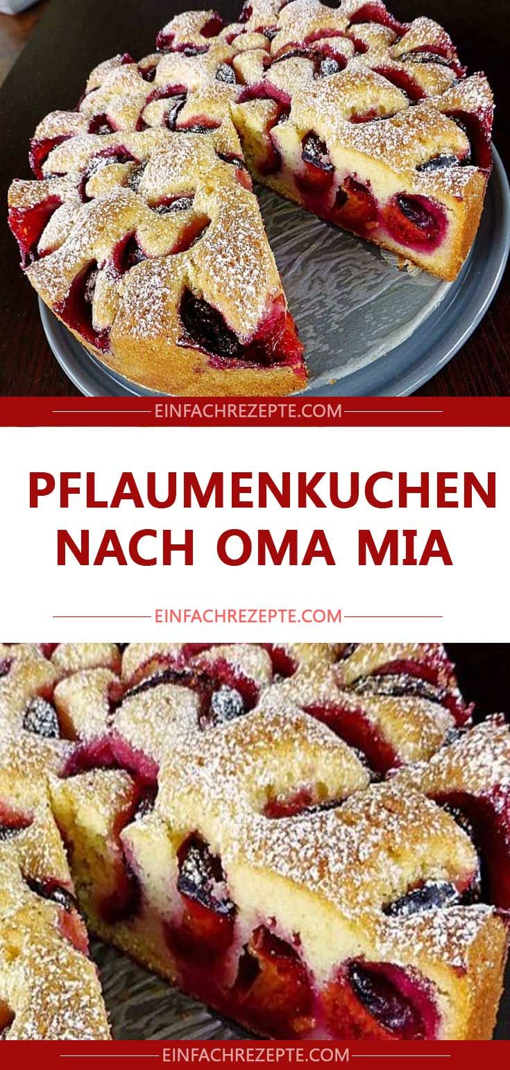 Ingredients 2 1/2 kg plum (s), about 500 g sugar 250 g butter, or margarine …   – Backen