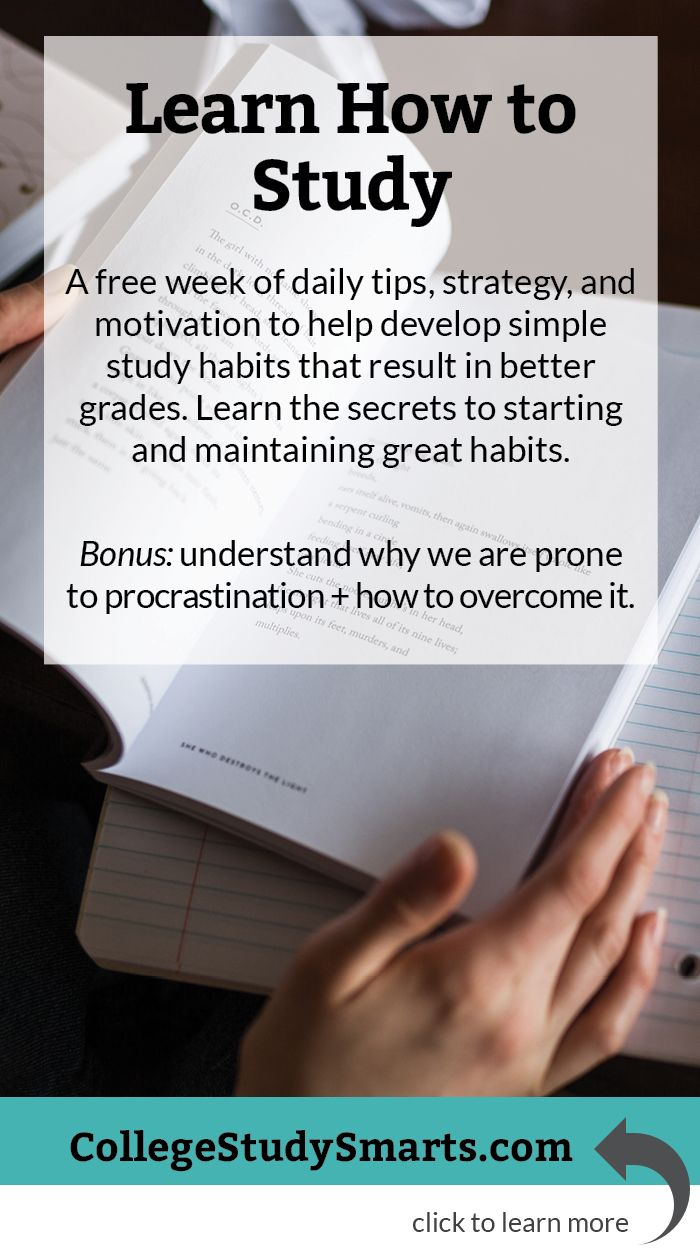 developing a great routine for studying and getting good grades The 15 minute study strategy what if i told you that you could score in the top 10% of your class while studying less than 15 minutes a night you don't need to study long hours to get good grades.