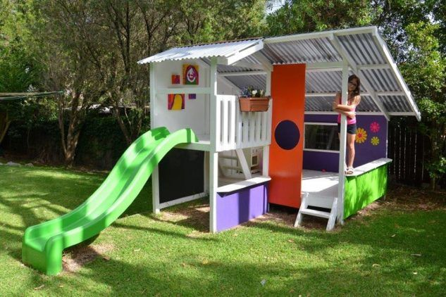 The Best Kid-friendly Backyard Playground for Kids - Top Inspirations