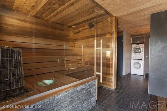 Myynnissä - Omakotitalo, Kuusisto, Kaarina:   #sauna #oikotieasunnot #kylpyhuone