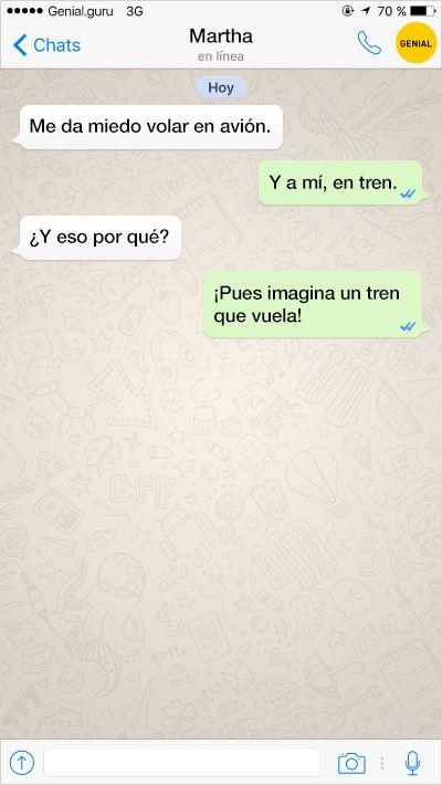 15 Mensajes de texto donde algo salió mal