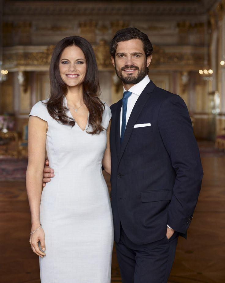 Princess Sofia of Sweden.. REISS Lyanette Magistral Abyssal Dress..... - Celebrity Fashion Trends