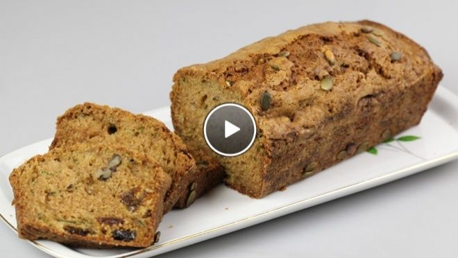 Courgettecake - Rudolph's Bakery | 24Kitchen