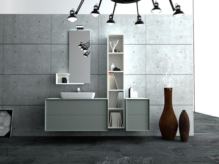 Modula 2.0 - Back to the Future. A preview. #bathroom #design #home #casa #interiors #arredobagno #bagno