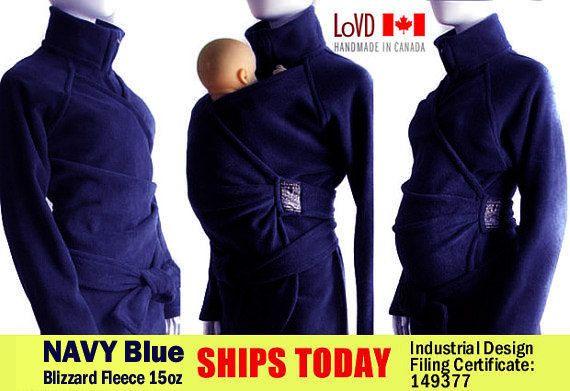Maternity. Babywearing. Coat. Jacket. Baby Wearing. by babywearing