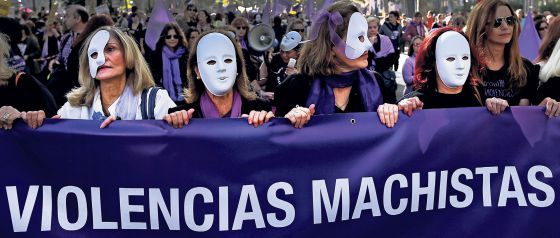 Gender violence in Spain: The successes and failures of Spain's fight against domestic abuse | In English | EL PAÍS