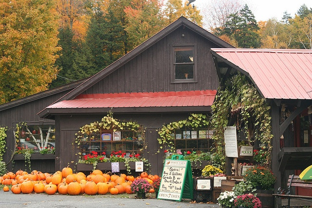 Morse Farm Maple Sugarworks Montpellier Vermont They