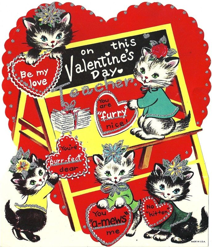 57 best Vintage  valentine teachers images on Pinterest  1920s