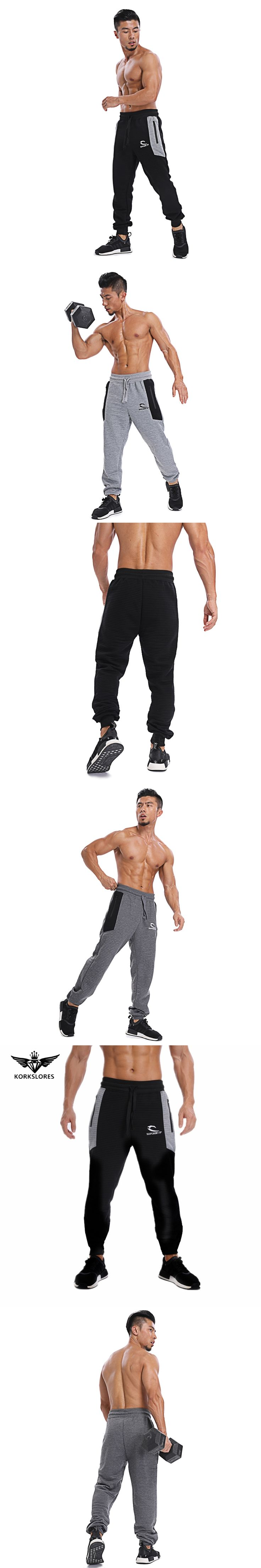 New Brand High Quality Jogger Pants Men Fitness Bodybuilding Gyms Pants For Runners Clothing Autumn Sweat Trousers Britches