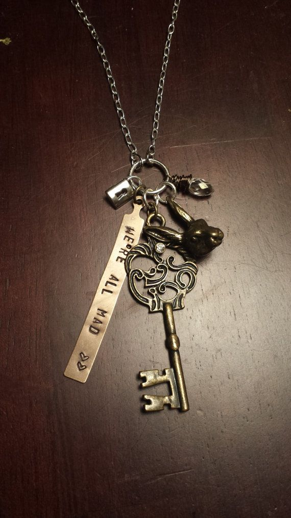 Alice  Alice In Wonderland Inspired Rustic by RussianCowgirl, $35.00