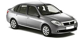 Renault Symbol Araba Kirala