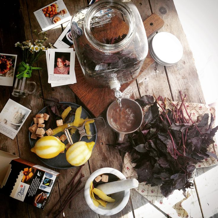 #otzivchivoetelo - Диетыши или питаемся правильно - про базиликовый лимонад, или ещё один фокус)