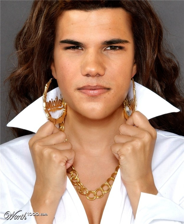 Taylor Lautner: The Women, Women Worldwid, Chairs, Radios Host, Beautiful Women, Talk Radios, Ghetto Earrings, Black Girls, Valeisha Butterfield