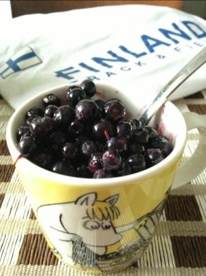 #Bilberry, The Arctic Super #Berry