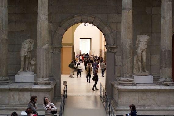 Pergamon Museum Berlin Germany Berlijn Islamitische Kunst Museum