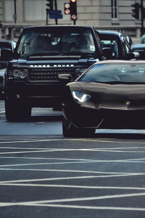 Random Inspiration 146 | Architecture, Cars, Style & Gear LAMBORGHINHI, RANGE ROVER::::: if you were to choose one... Which one would it be?