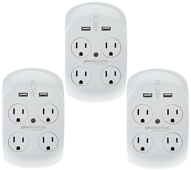 Evolve with Revolve Plus surge protectors. Help prolong the security and longevity of your valuable electronics using this set of three surge protectors. QVC.com