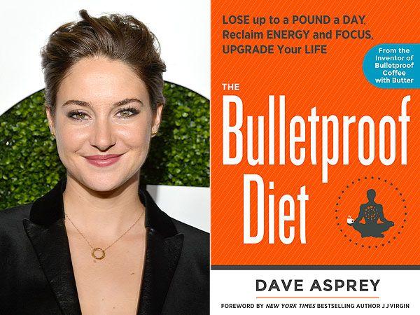 Here's the Skinny on the Bulletproof Diet http://greatideas.people.com/2014/12/17/bulletproof-diet-coffee-shailene-woodley/