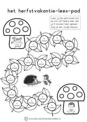 Les ideeën voor kleuterjuffen en kleutermeesters.