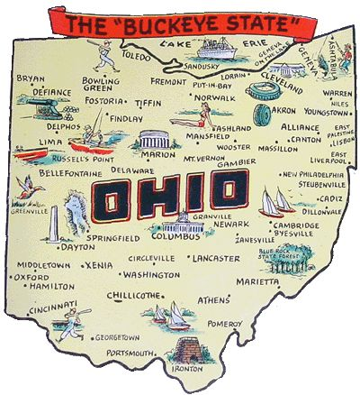 "OHIO GENEALOGY EXPRESS, the quickest way to break through that ""Brick Wall"""