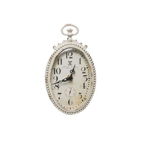 Buy the Cream Vintage Wall Clock By Ashland™ at Michaels.com. Add vintage charm to your living space with this wall clock by Ashland.