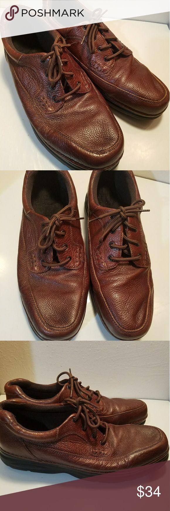 Nunn Bush Comfort Gel Leather Men's Shoes Soft Comfort Gel Leather Men's Shoes by Nunn Bush. Size 15M. Excellent Condition Nunn Bush Shoes Oxfords & Derbys