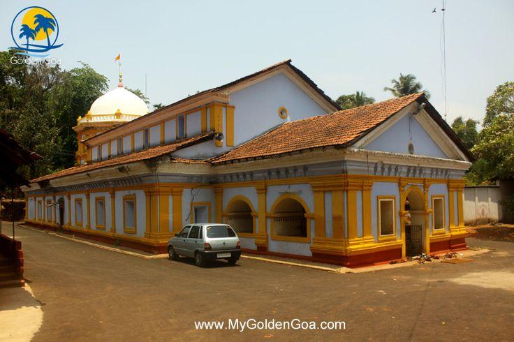 Saptakoteshwar Temple, Narve (Naroa) - Golden Goa