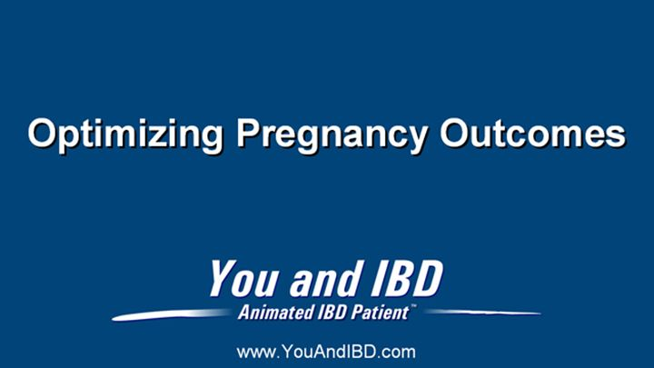 *Please note: This slide show represents a visual interpretation and is not intended to provide, nor substitute as, medical and/or clinical advice.slide show: optimizing pregnancy outcomes with ibd. this slideshow describes issues females with ibd should consider before getting pregnant. the fertility of patients with ibd and healthy people is compared, and the ways in which ibd may affect a pregnancy are described. the slideshow emphasizes the need to establish remission before becoming…