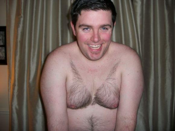 I googled shaved guinea pig..ha ha !