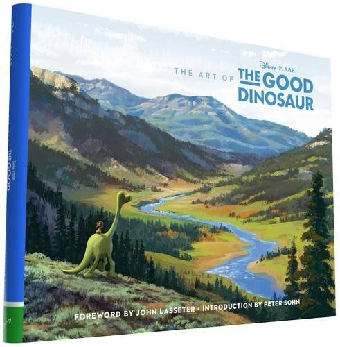 The Art of the Good Dinosaur by Peter Sohn http://www.amazon.com/dp/1452122202/ref=cm_sw_r_pi_dp_MuLtwb144MNGH