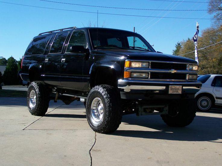 1991 chevy suburban 2500 4x4