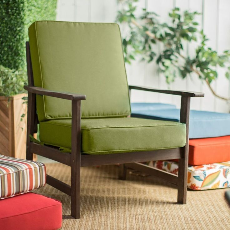 Outdoor Cushions For Wicker Furniture  Show Home Design