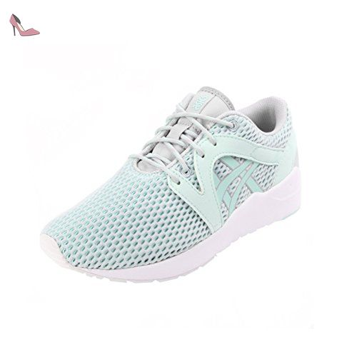 Gel-Lyte Komachi, Sneakers Basses Femme, Blanc (White/White), 42 EUAsics