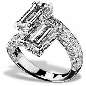 Chopard Ring, Chopard Jewelry, Haute Joaillerie, Chopard Diamond Ring, Designer Jewelry