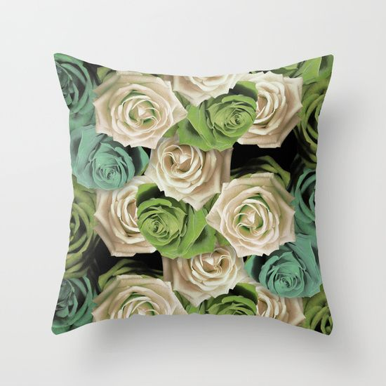 Roses Pillow https://society6.com/product/roses-8dd_pillow#25=193&18=126