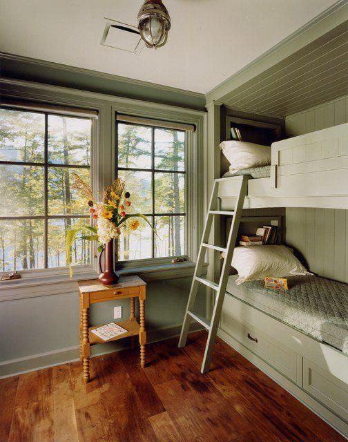 27 Fantastic Built In Bunk Bed Ideas For Kids Room From A Fairy