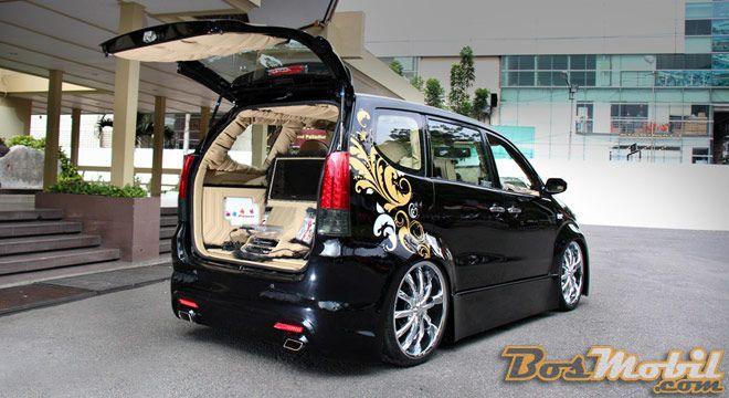 Modif Toyota Avanza : Alphard Mini Yang Elegant #BosMobil