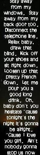 Rod Stewart - Tonight's the Night