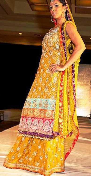 Mehndi Clothes 2