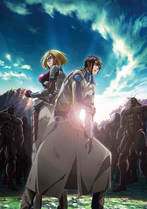 "VIDEO: ""Terra Formars"" Project PV Introduces Manga, Film, Web Drama, Pachinko http://www.crunchyroll.com/anime-news/2016/02/10-1/video-terra-formars-project-pv-introduces-manga-film-web-drama-pachinko"