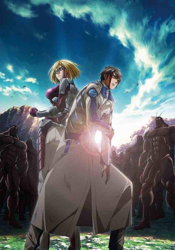 "VIDEO: ""Terra Formars"" Project PV Introduces Manga, Film, Web Drama, Pachinko http://www.crunchyroll.com/anime-news/2016/02/10-1/video-terra-formars-project-pv-introduces-manga-film-web-drama-pachinko"