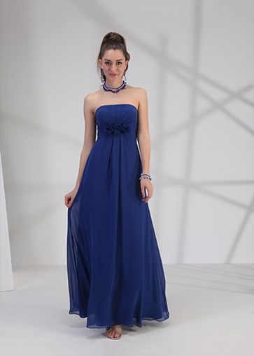 Blessings of Brighton Bridesmaid Dress BMD1683 Available to Order in 30 Chiffon Colours