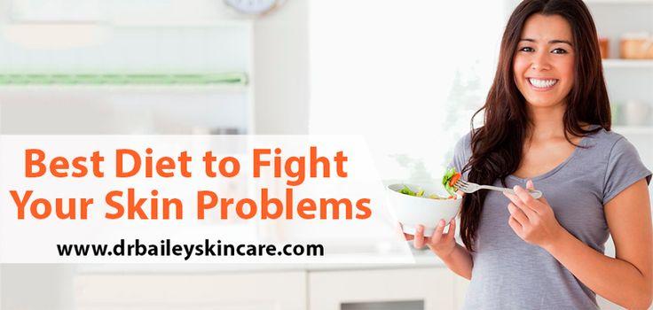 Best Diet to Fight Your Skin Problems: Alkaline Diet for Healthy Skin