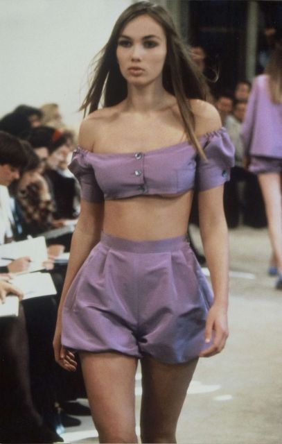 Womenswear Spring Summer 1991 - Fashion Show | Prada.com